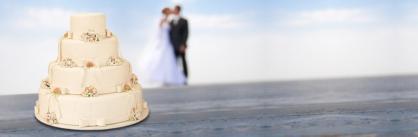 Bolos para Casamento